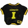 Hot Dog Iowa Football Pet/ Dog Jersey