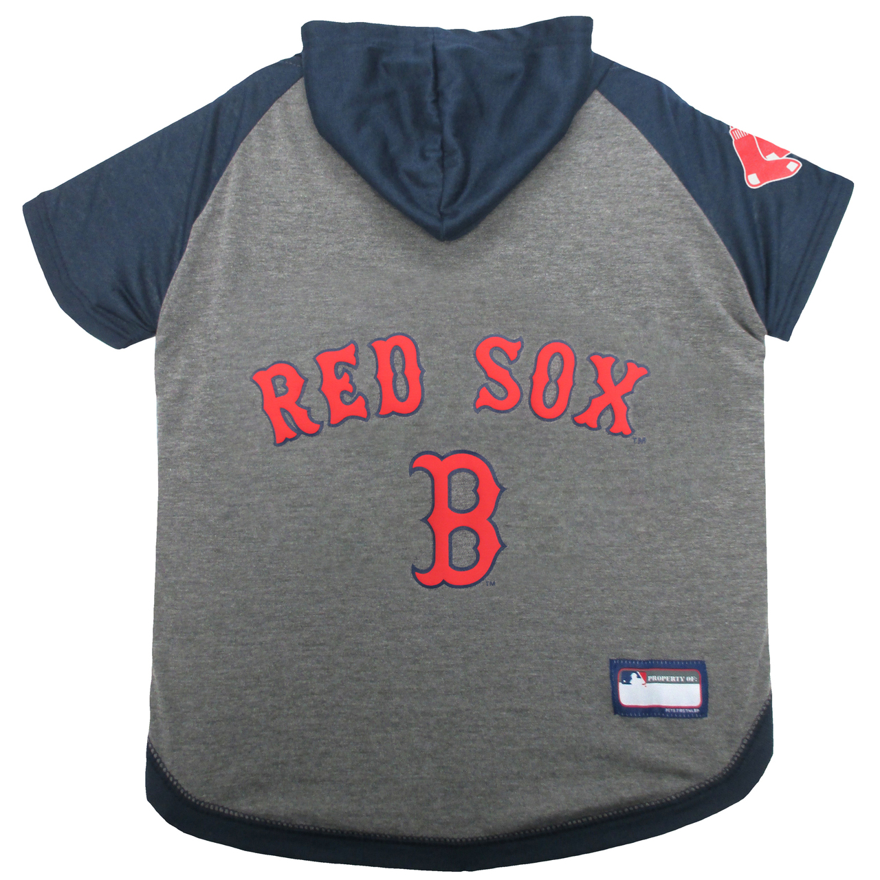 boston-red-sox-hoodie-t-shirt-for-dogs