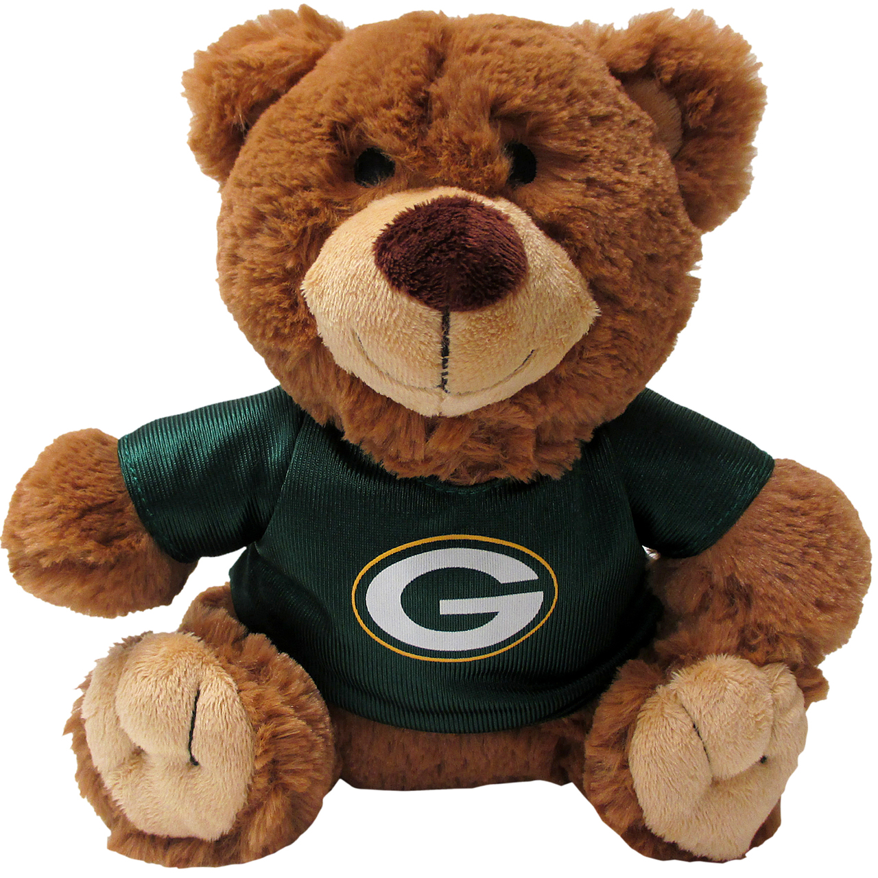 Green Bay Packers NFL Teddy Bear Dog Toy GBP-3119