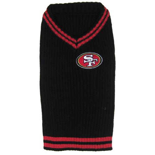 Hot Dog San Francisco 49ers NFL Football Pet/ Dog Sweater