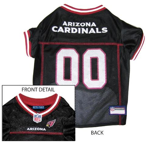 Hot Dog Arizona Cardinals NFL Football ULTRA Pet/ Dog Jersey