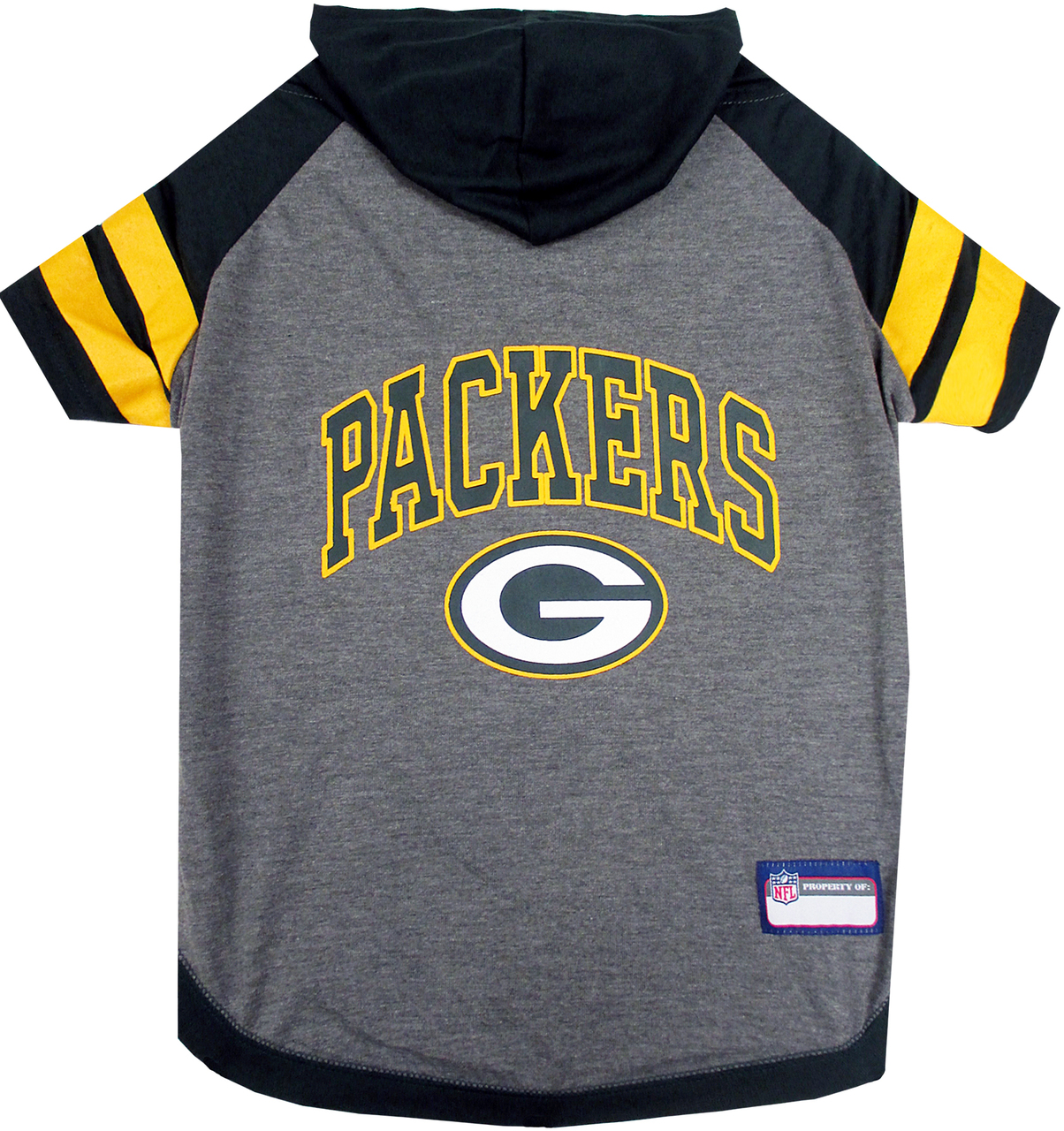 Hot Dog Green Bay Packers NFL Football Dog HOODIE