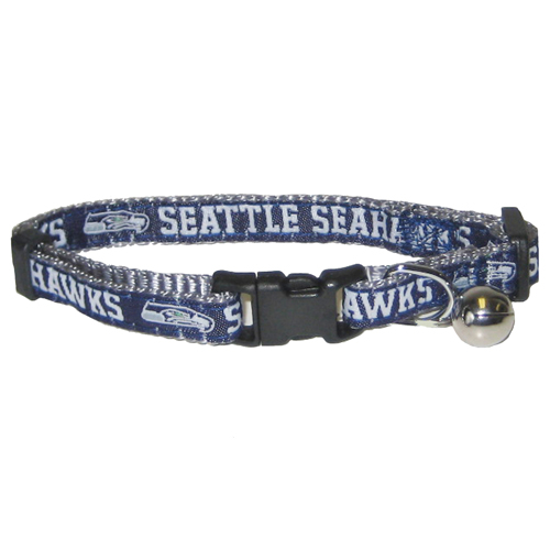 Seattle Seahawks CAT Collar SEA-5010