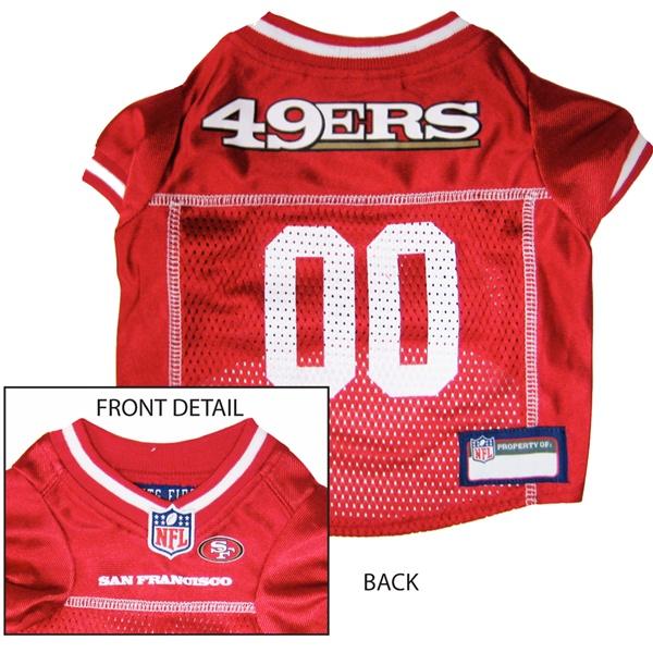 Hot Dog San Francisco 49ers NFL Football ULTRA Pet/ Dog J...