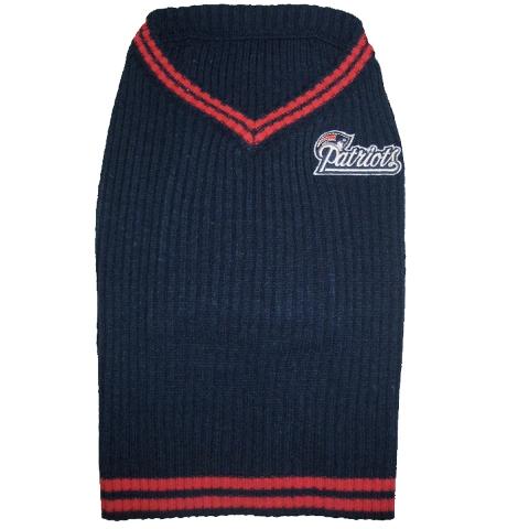 Hot Dog New England Patriots NFL Football Pet/ Dog Sweater
