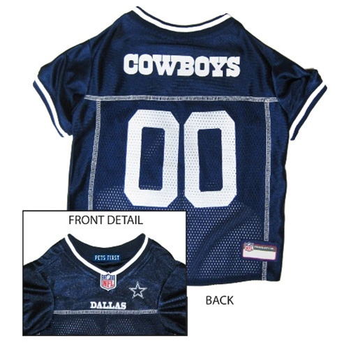 Hot Dog Dallas Cowboys NFL Football ULTRA Pet/ Dog Jersey