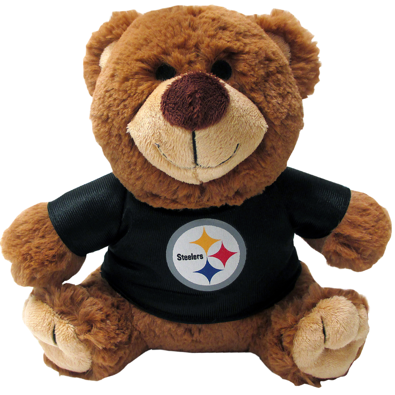 Pittsburgh Steelers NFL Teddy Bear Dog Toy PIT-3119