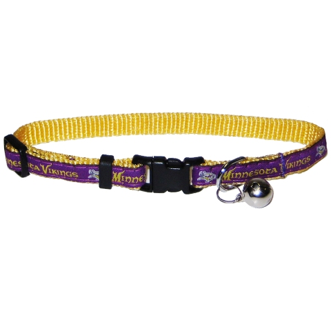 Minnesota Vikings CAT Collar 6467