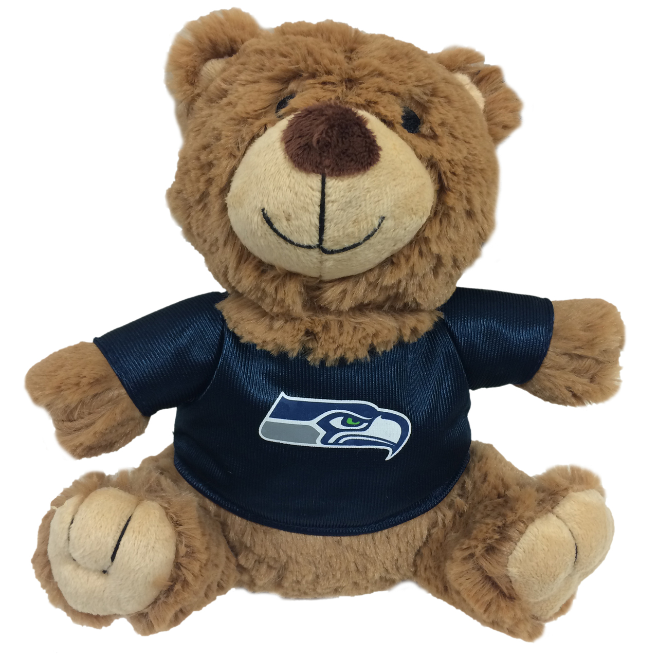 Seattle Seahawks NFL Teddy Bear Dog Toy SEA-3119