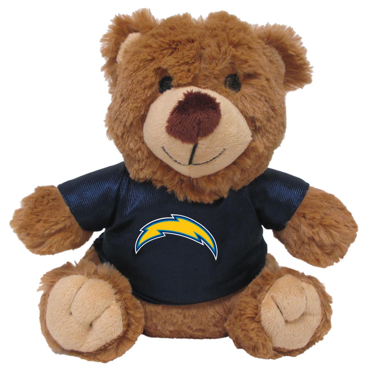 San Diego Chargers NFL Teddy Bear Dog Toy SDC-3119