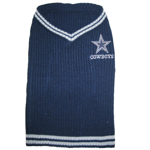 Hot Dog Dallas Cowboys NFL Football Pet/ Dog Sweater