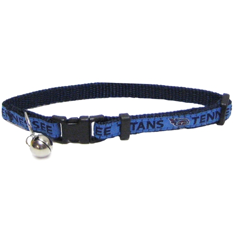 Tennessee Titans CAT Collar TEN-5010