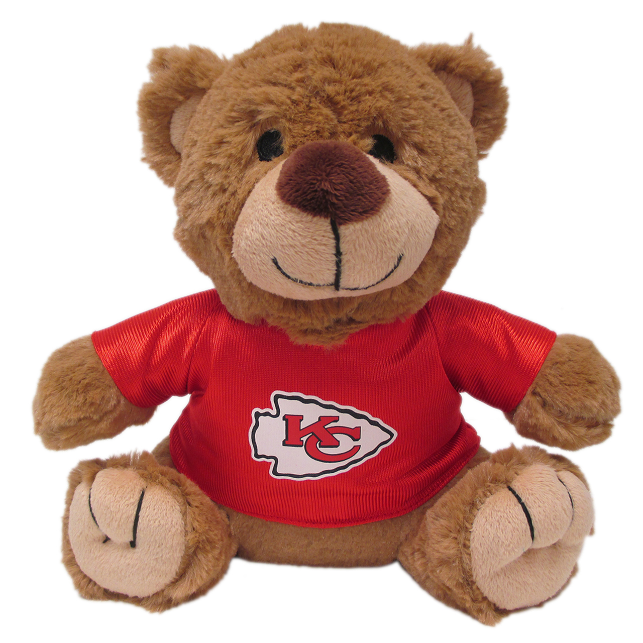 Kansas City Chiefs NFL Teddy Bear Dog Toy KCC-3119