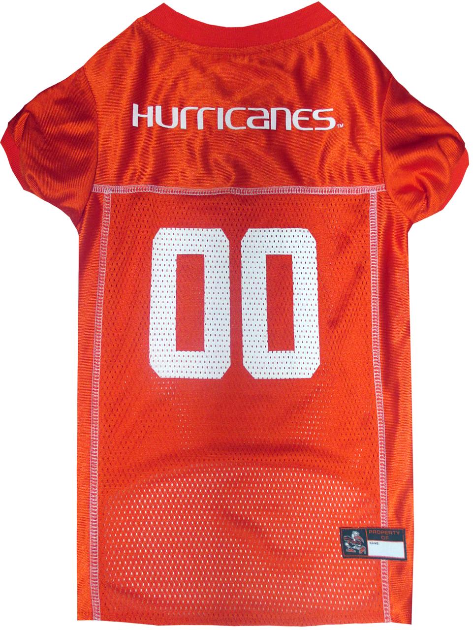 Hot Dog Miami University Football Dog Jersey