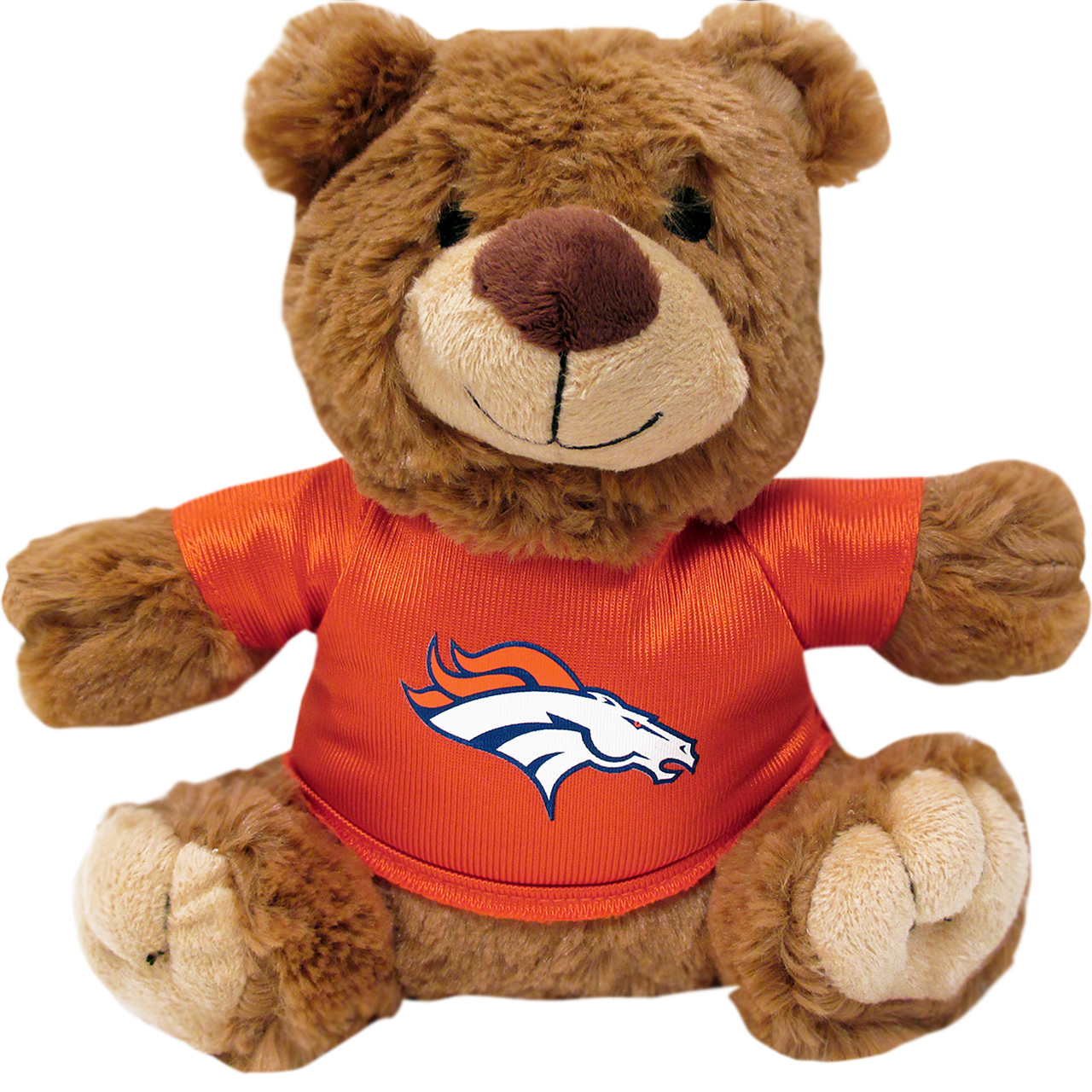 Denver Broncos NFL Teddy Bear Dog Toy DEN-3119
