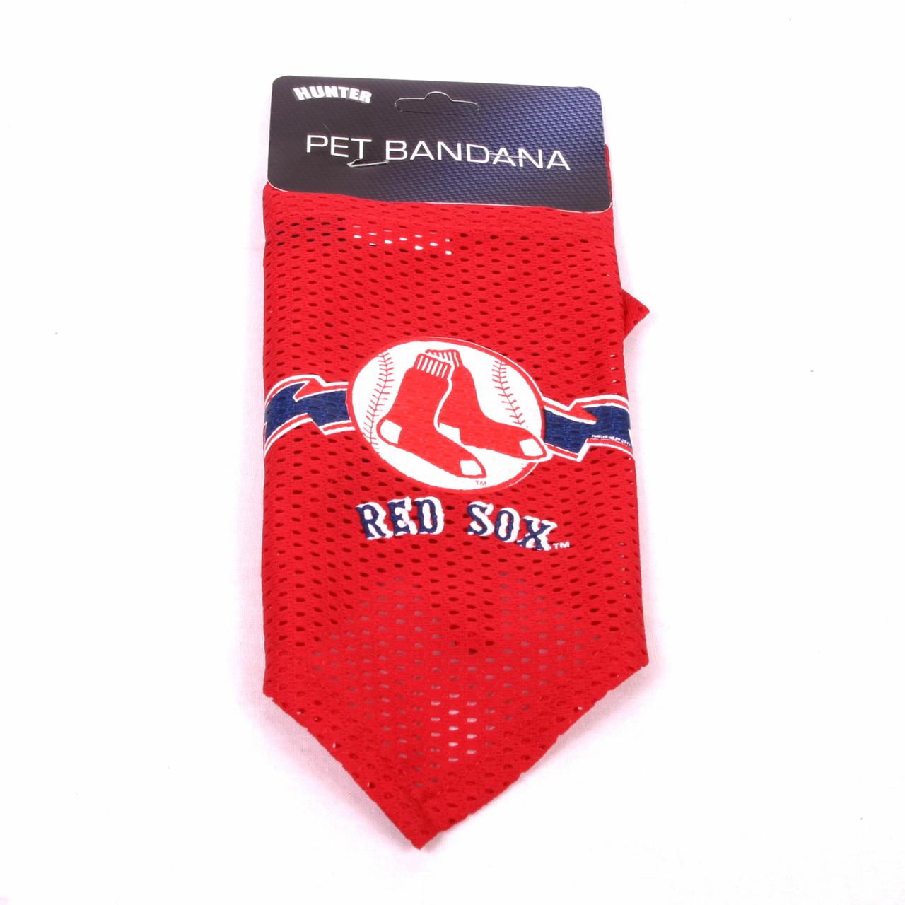 boston-red-sox-pet-dog-bandana