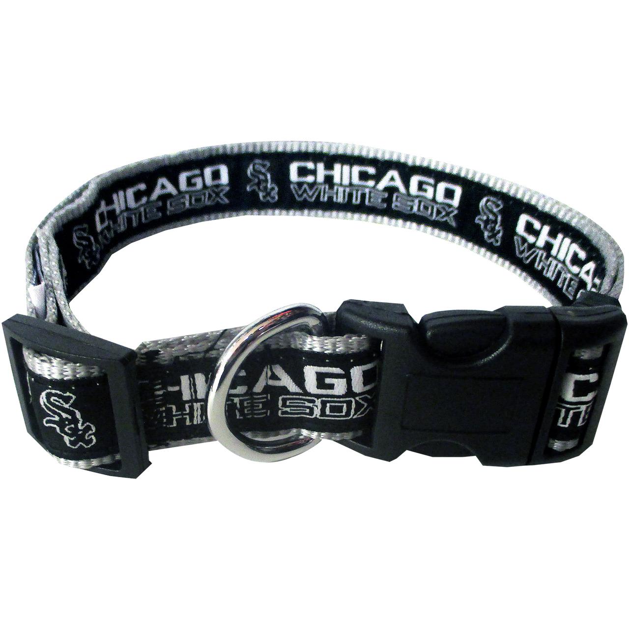 chicago-white-sox-dog-collar