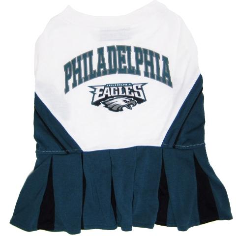 Hot Dog Philadelphia Eagles NFL Football Pet Cheerleader ...