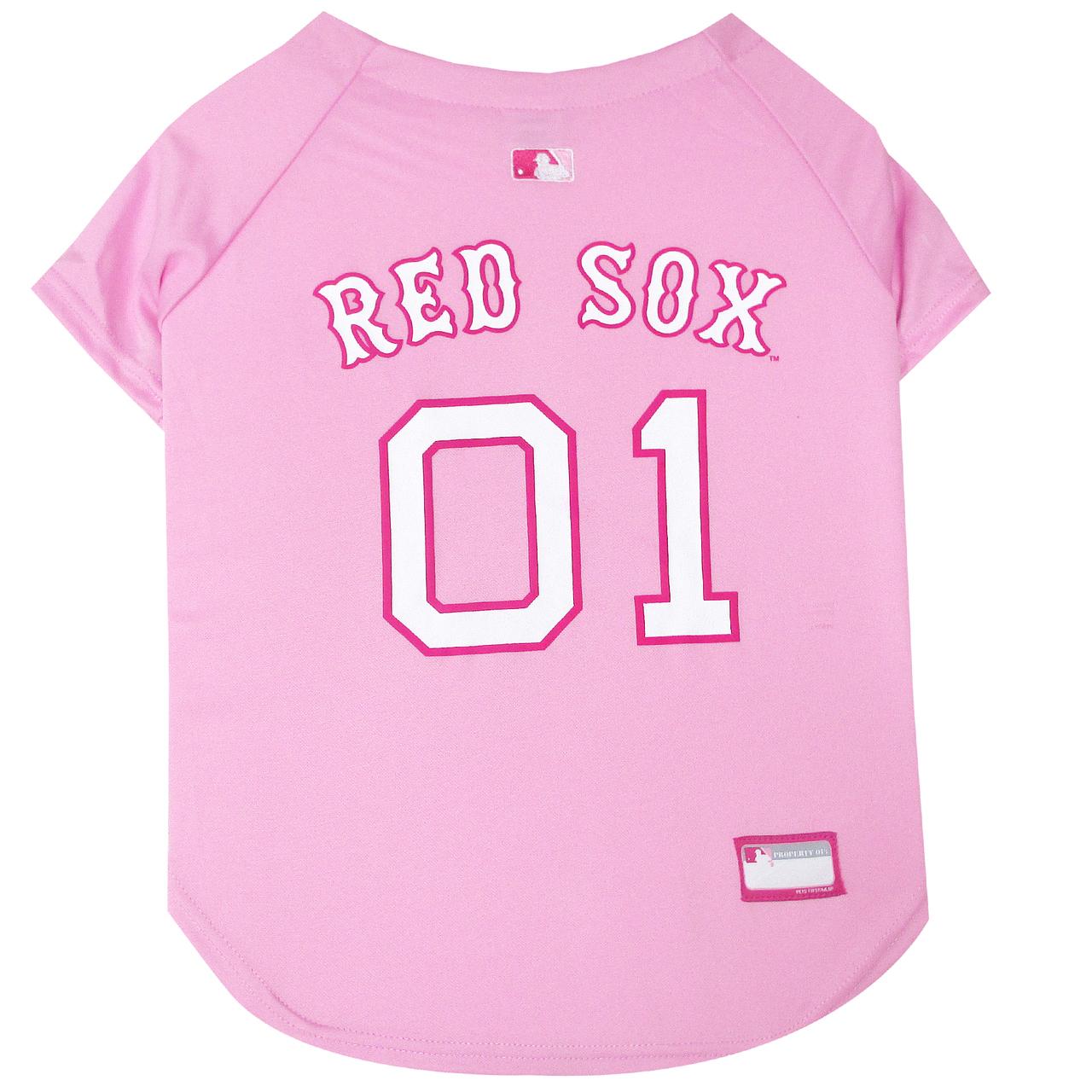 boston-red-sox-pink-mlb-pet-dog-jersey