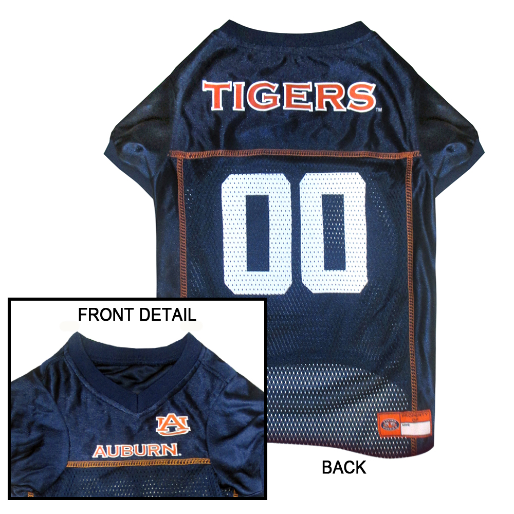 Hot Dog Auburn Football Pet/ Dog Jersey