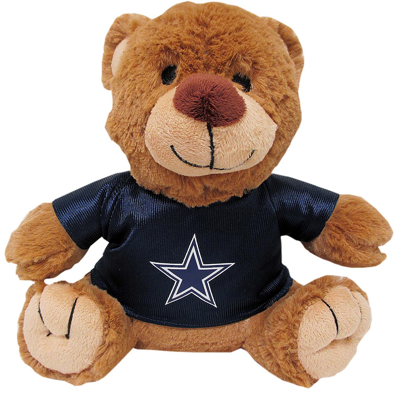 Dallas Cowboys NFL Teddy Bear Dog Toy DAL-3119