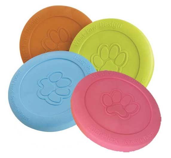 Hot Dog Zogoflex Zisc - Frisbee Dog Toy