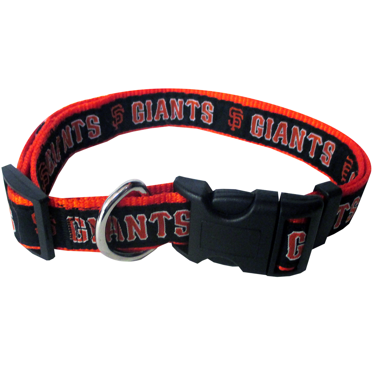 Hot Dog San Francisco Giants Dog COLLAR