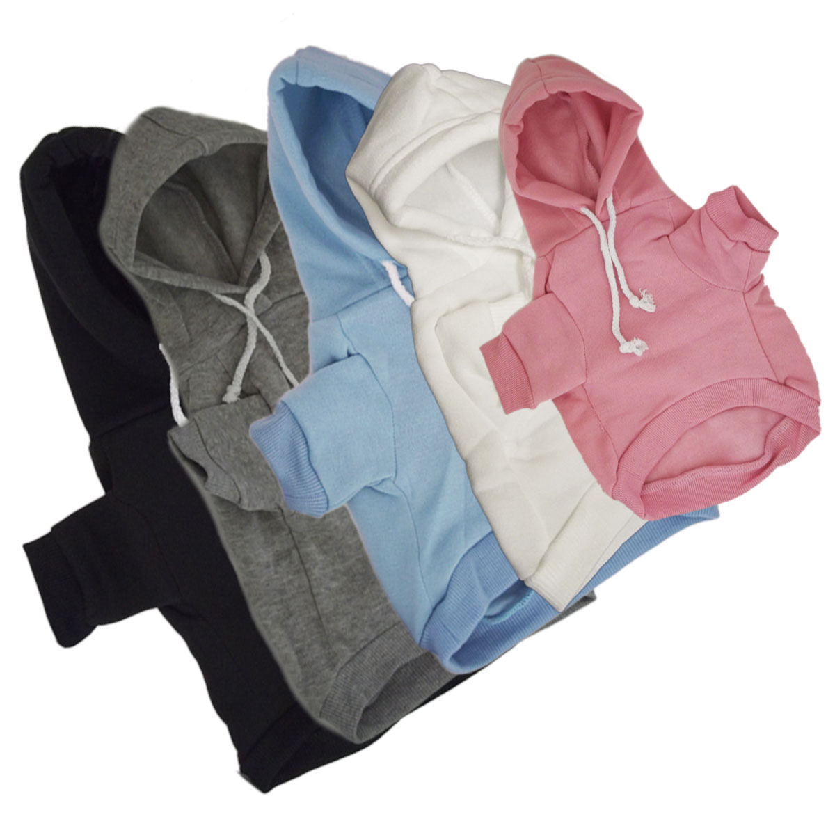 Hooded Pet Sweatshirt 296-1