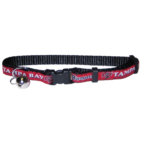 Tampa Bay Buccaneers CAT Collar 6455