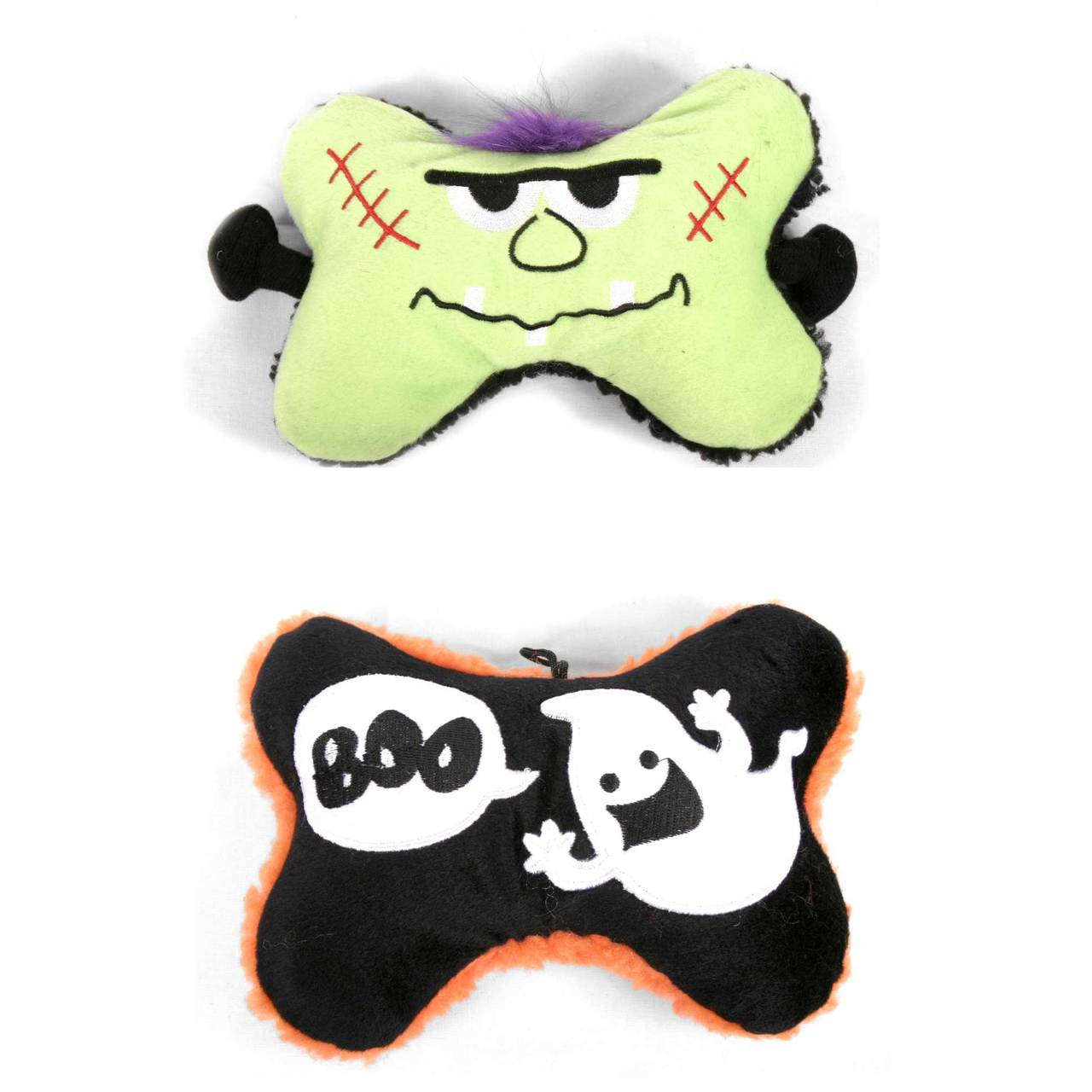 Halloween Squeaker Dog Toy 2 Pack PFT-1783-2