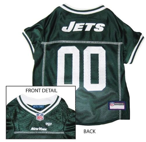 Hot Dog N.Y. Jets NFL Football ULTRA Pet/ Dog Jersey