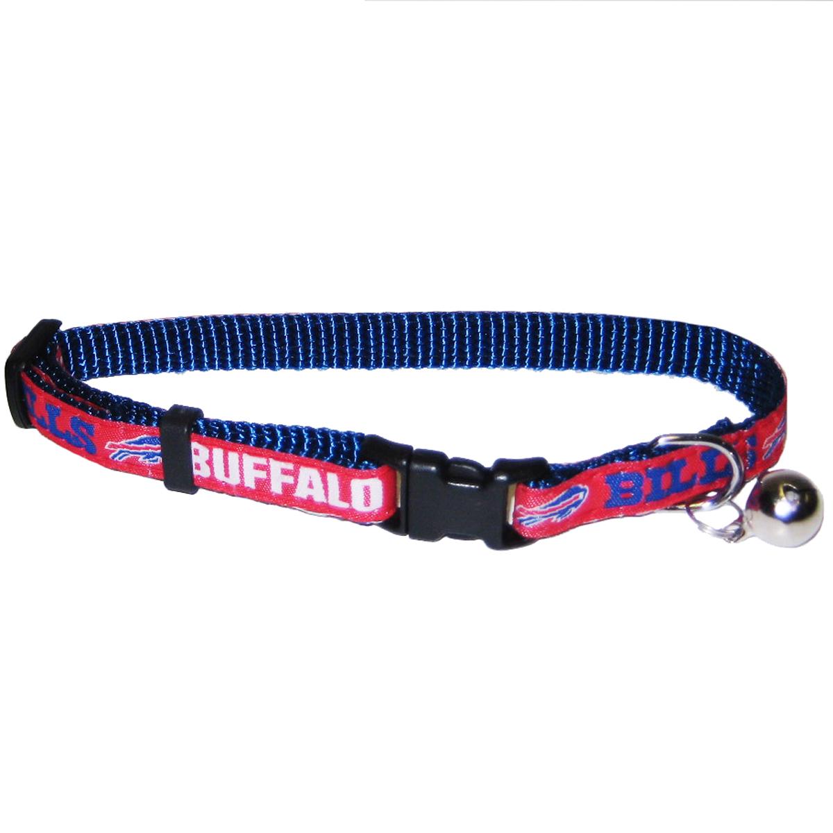 Hot Dog Buffalo Bills CAT Collar