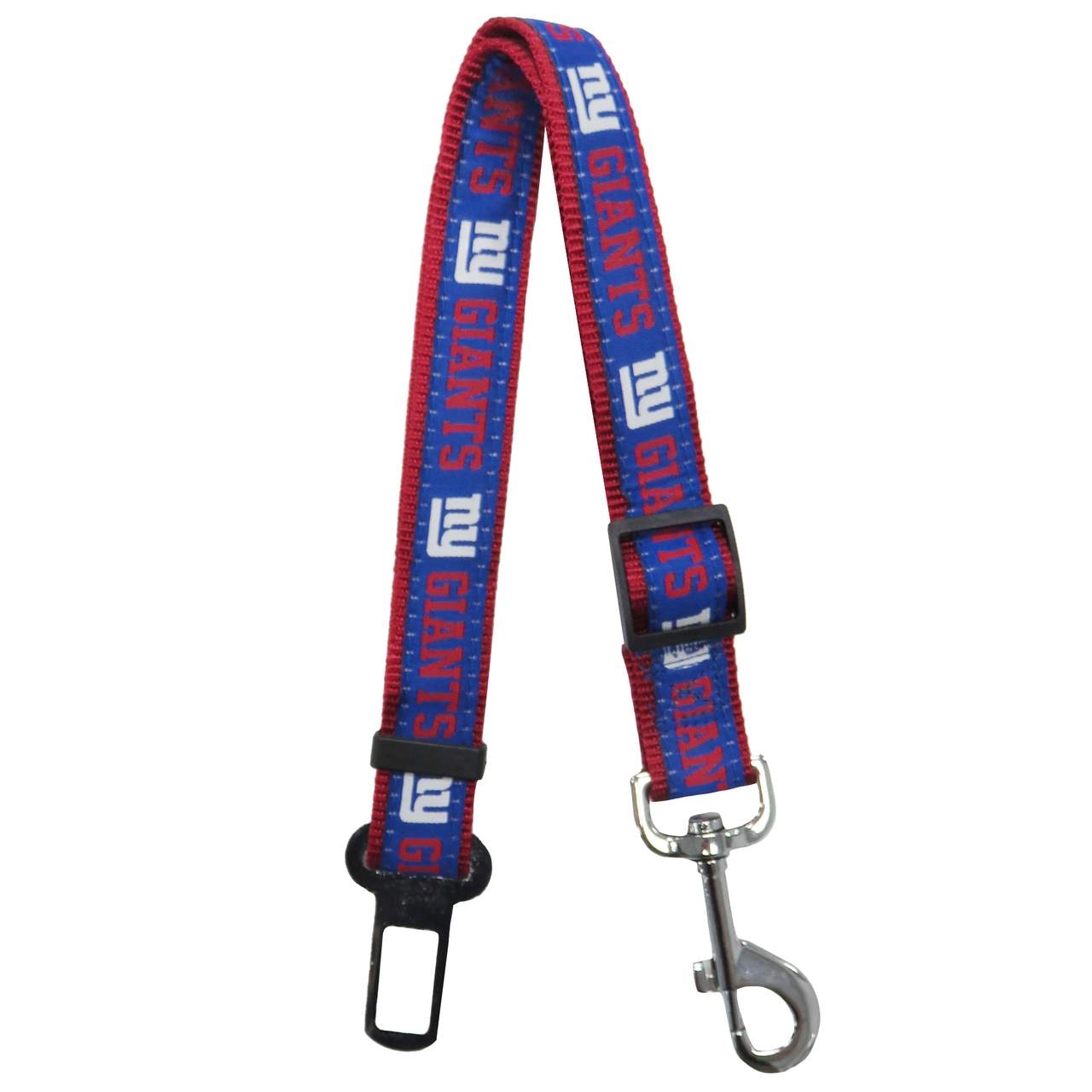 Hot Dog New York Giants Seat Belt Safety Restraint For Dogs