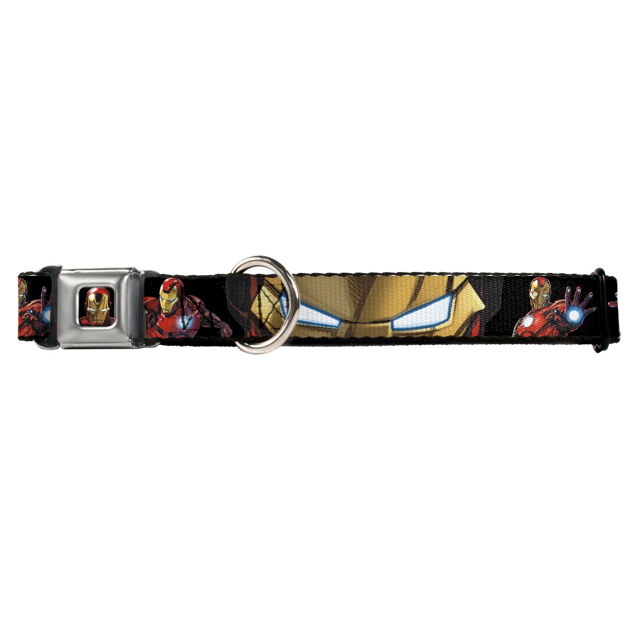 Hot Dog Marvel Avengers Assemble Iron Man Buckle-Down Sea...