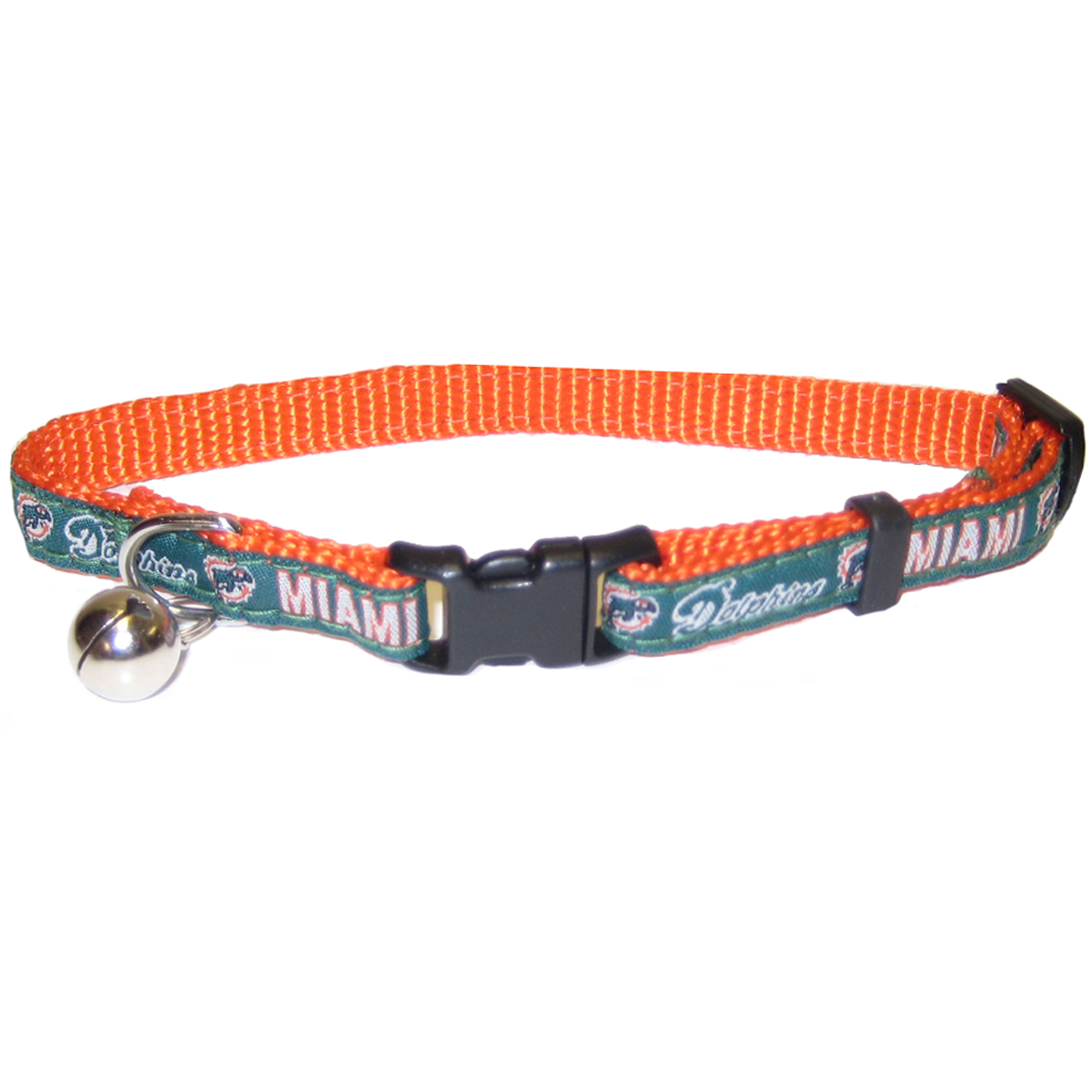Miami Dolphins CAT Collar DOL-5010