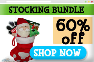 pet stocking bundle discount