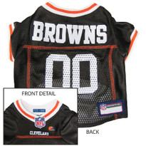 Cleveland Browns NFL Football ULTRA Pet Jersey