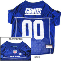 N.Y. Giants NFL Football ULTRA Pet Jersey