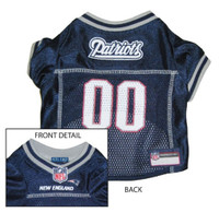 New England Patriots NFL Football ULTRA Pet Jersey