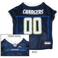 Los Angeles Chargers NFL Football ULTRA Pet Jersey
