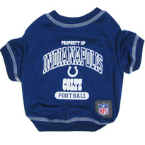 Indianapolis Colts NFL Football Pet T-Shirt
