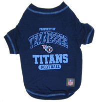 Tennessee Titans NFL Football Pet T-Shirt