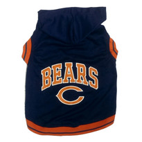 Chicago Bears NFL Football Dog HOODIE