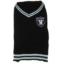 Oakland Raiders NFL Football Pet SWEATER
