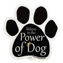 The Power Of Dog Paw Magnet