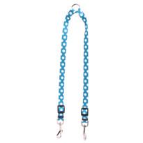 Blueberry Polka Dot Coupler Dog Leash