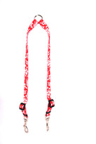 Aloha Red Coupler Dog Leash