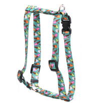 "Ice Cream Cones Roman Style ""H"" Dog Harness"