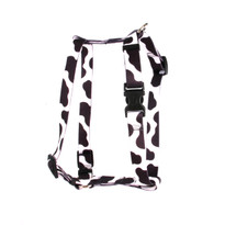 """Cow Roman Style """"H"""" Dog Harness"""