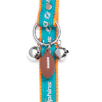Miami Dolphins Pet Potty Training Bells